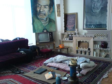 خانه استاد شهریار-2